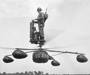 HZ-1 Aerocycle