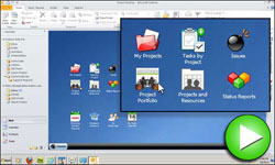 TrackerSuite.Net 4.0 surfaced in Outlook